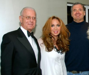 Paul Schnee, ZOA LA; Pamela Geller; and Steve Goldberg